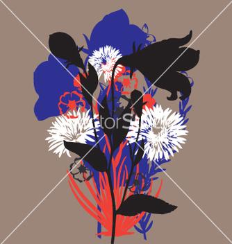 Free wild flowers vector - Kostenloses vector #270963