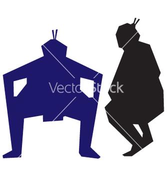 Free sumo square vector - Free vector #271033