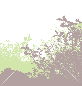 Free plant life vector - Free vector #271123