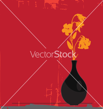 Free simple flower graphic vector - Free vector #271163