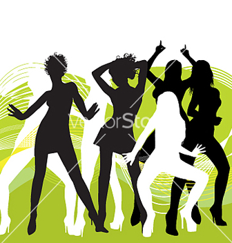 Free dancing vector - Free vector #271453