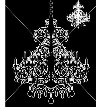 Free chandelier vector - Free vector #271553