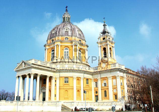 The baroque Basilica di Superga church - Free image #271653