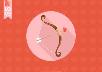 Free Cupids Bow Vector - Kostenloses vector #272383