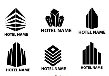 Big Hotel Logo Vectors - бесплатный vector #272393