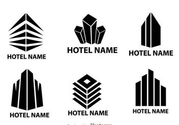 Big Hotel Logo Vectors - Free vector #272393
