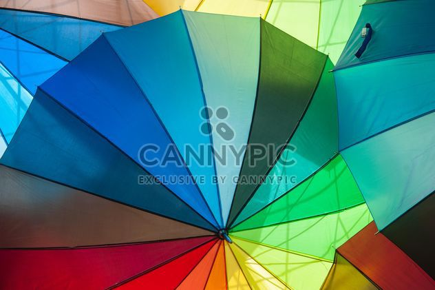 Regenbogen Regenschirme - Free image #273143