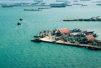 Sichang wharf, Chonburi - image gratuit #273573