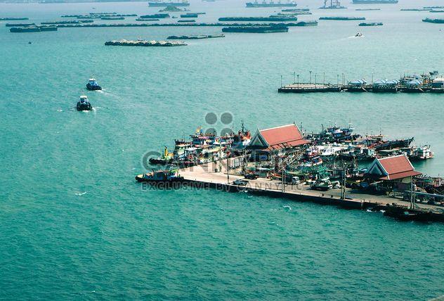 Sichang wharf, Chonburi - Free image #273573