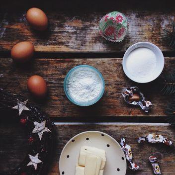 baking cupcakes - Free image #273863