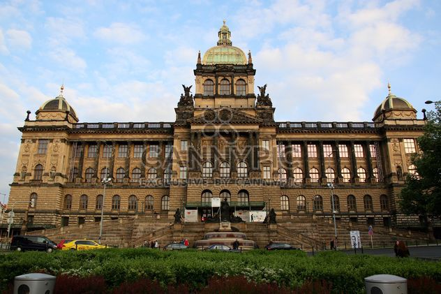 Das Nationalmuseum in Prag - Free image #274773