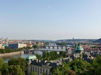 Prague panorama - Free image #274903