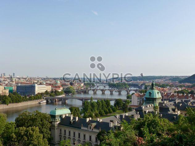 Panorama de Praga - Free image #274903