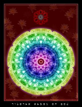 Tibetan names of god - бесплатный image #276543