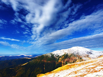 cold mountain - image #276783 gratis