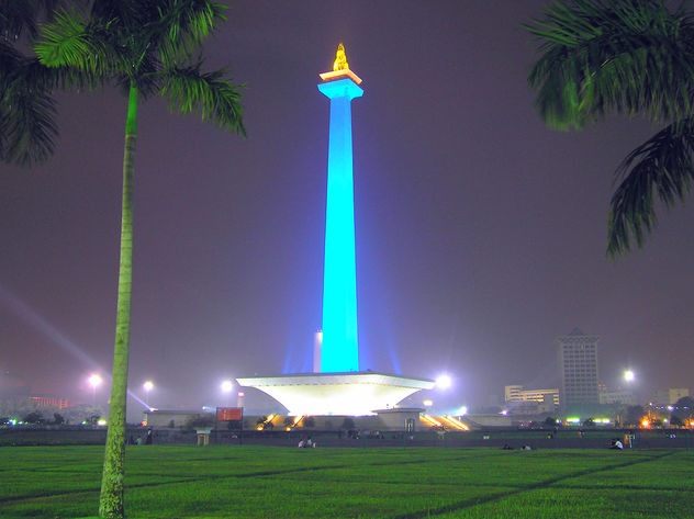 Monas Jakarta ---> Monumen Nasional ! - image gratuit(e) #277353