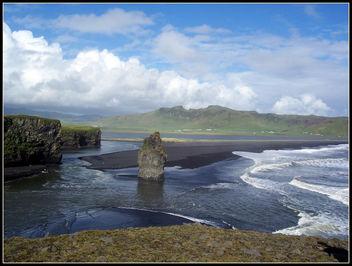 Dyrholaey, Iceland - Kostenloses image #277693