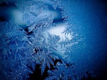 Cristaux de gel. Brr c'est l'hiver - Kostenloses image #277823