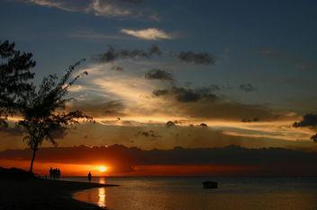 Sunset Mauritius - Free image #277993