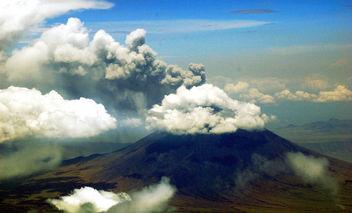 mt_aerial_Ol Doinyo Lengai (