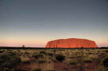 We did not climb Uluru - image gratuit #278893