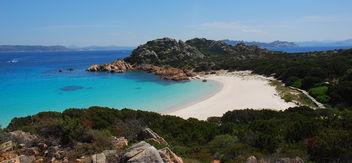 spiaggia rosa, isola di budelli, sardegna - image #280893 gratis