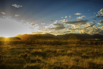 Oh Dear, A Sunset! - Free image #281273
