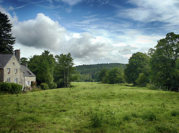 French House In The Hills - image gratuit #281533