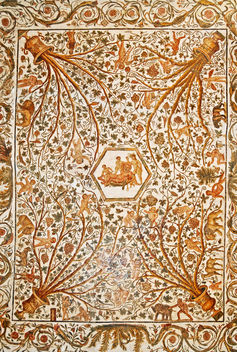 Tunisia-3340 - A Large Floor Mosaic - бесплатный image #281553