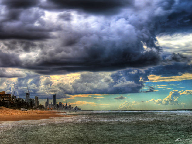 impending storms - Free image #284253