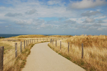 Une route paisible (Cap Gris Nez -France) - бесплатный image #284513