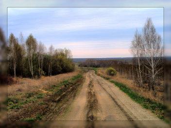 Spring road - Free image #285193