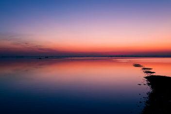 Lagoon Sunset - Free image #285673
