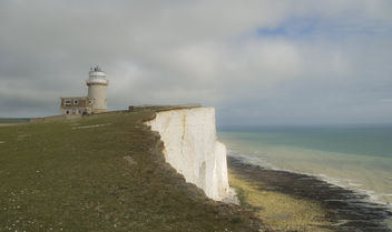 Belle Tout lighthouse, Seven Sisters, UK - Free image #285703