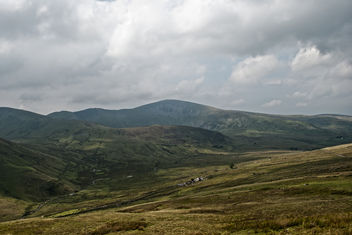 Snowdonia view - Free image #287263