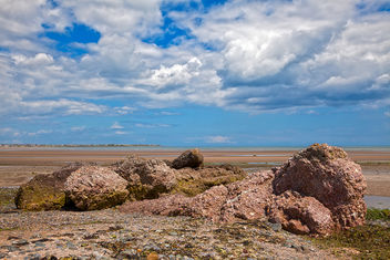 Malahide Beach - HDR - Free image #287583
