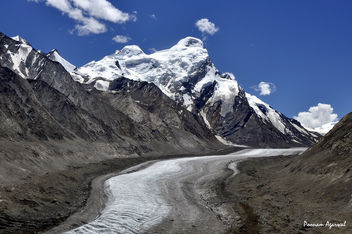 Drang Drung Glacier - image gratuit #287743