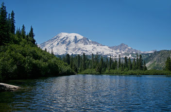 Mt. Rainier - image #288863 gratis