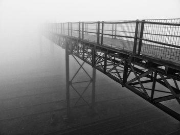Railway Overpass - Free image #289393