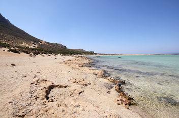 Balos Beach - Free image #289843