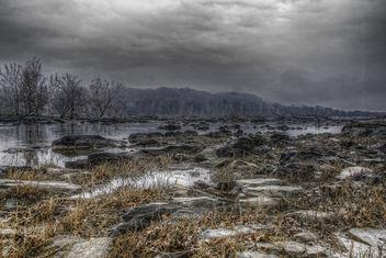 Rocky Shore - Free image #290173