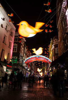 Carnaby Christmas London - Free image #290403