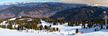 Ski areal Kreischberg - Free image #290463