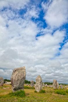 Carnac Stones - HDR - image gratuit #290653