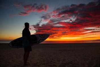 Surfer Portrait - Kostenloses image #290963