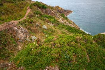 Coastal Saint-Malo Scenery - HDR - Free image #291193