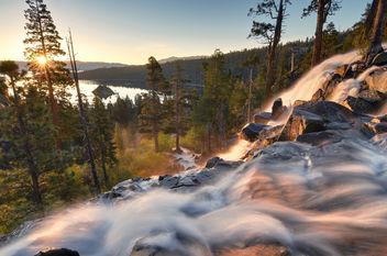 Eagle Falls - Free image #292103