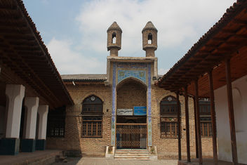 Mosque in Gabeneh - Free image #292323