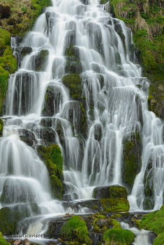 Waterfall - Skye - Free image #293603