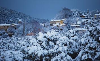 Manteau neigeux - Haut Var - Free image #295253